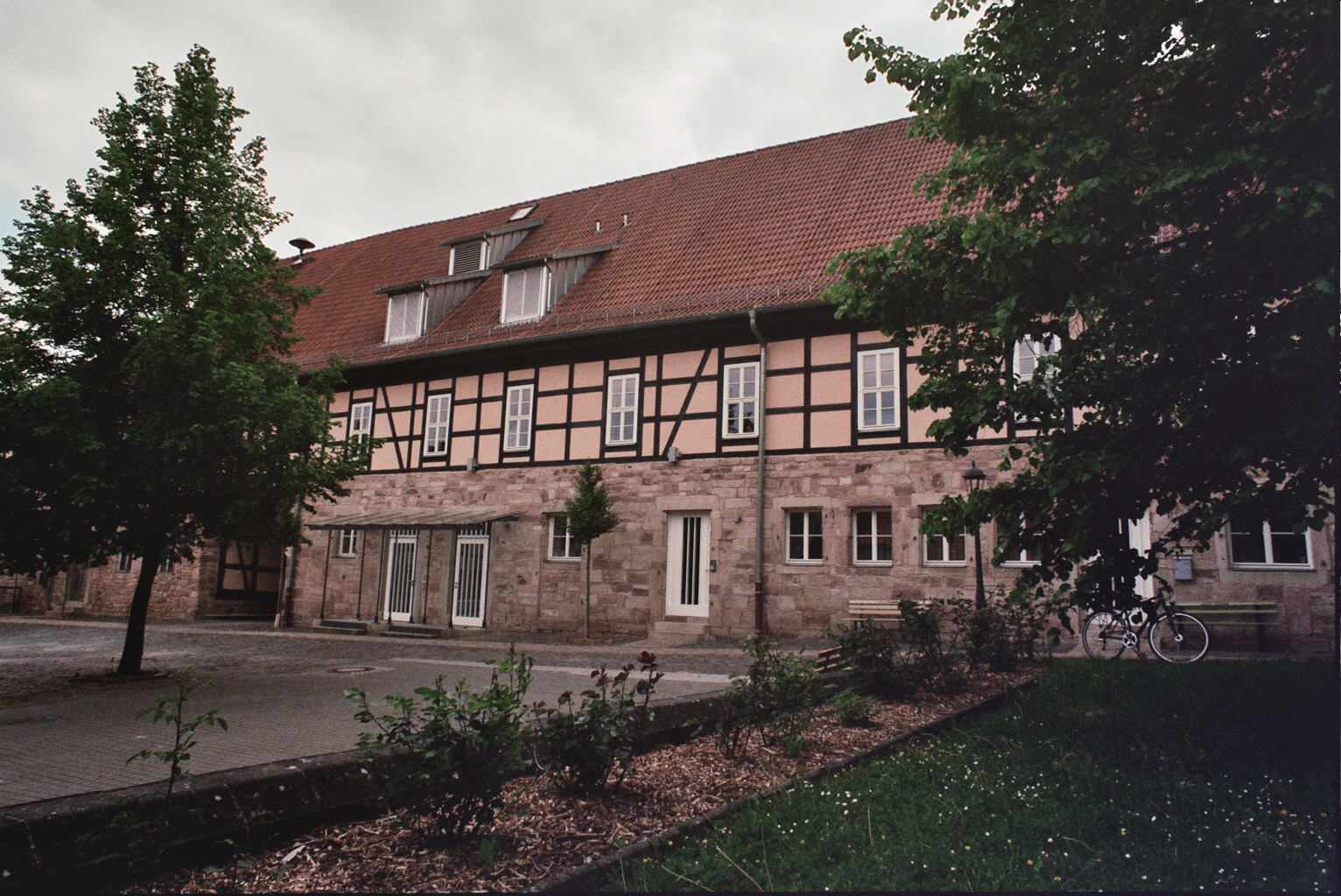 Schwarzes Schloss Oepfershausen